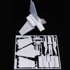 ShuttleOpen2.jpg Télécharger fichier STL gratuit Carte du kit de la navette impériale de classe Lambda • Modèle pour imprimante 3D, fixumdude
