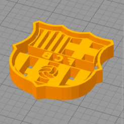 CORTANTES BARCELONA.png Download free STL file CUTTER FOR COOKIES - BARCELONA COOKIES • Model to 3D print, jscuderi88
