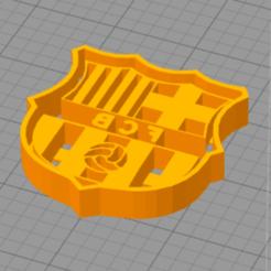 Download 3D model CUTTER FOR COOKIES - BARCELONA COOKIES, jscuderi88