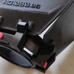 cubresol_1.jpeg Télécharger fichier STL gratuit Écran solaire Objectif • Design pour imprimante 3D, rafamillan