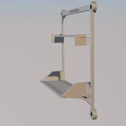 VESA20x20 nintendo_02.PNG Download free STL file VESA 20x20 Stand, Nintendo Switch • Template to 3D print, rafamillan