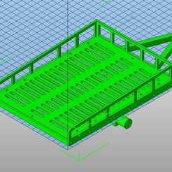 Download STL file RC Trailer Crawler Scaler Trucks SCX10 Vaterra Ascender, Dr_Knut