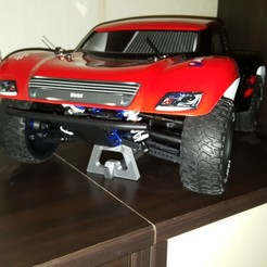 Imprimir en 3D VKAR Racing Stand Desert Truck Offroad y Onroad Cars, Dr_Knut