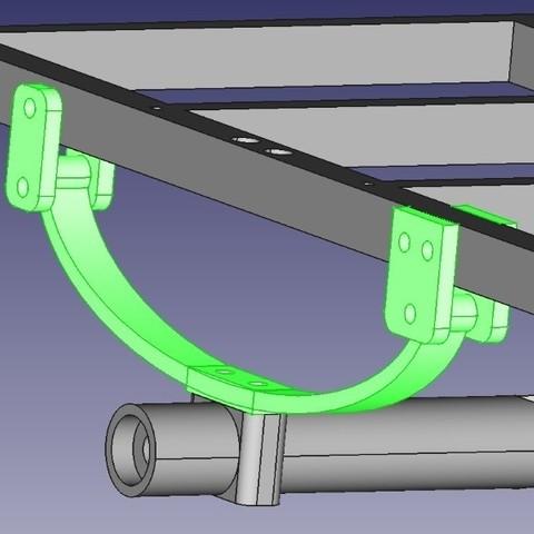 Impresiones 3D Leaf Springs Crawler Scaler Scale RC4Wd Vaterra Ascender SCX10, Dr_Knut