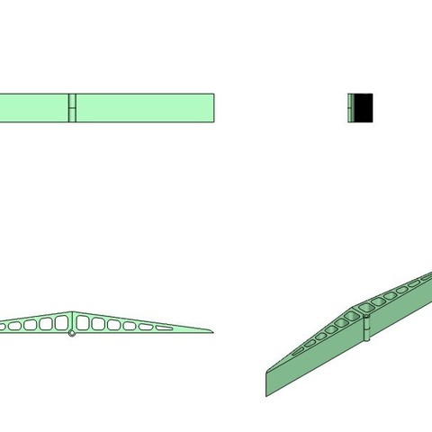 Download 3D printer model RC mobile Bridge for Crawler Scaler Trucks Cars, Dr_Knut
