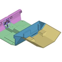 Download 3D printer designs TFL Bronco c1508 better interior with stern tub, Dr_Knut