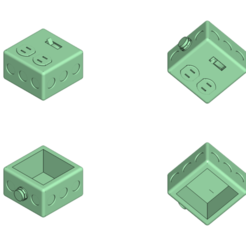 Download 3D printing designs US Electric Box Scale 1/10, Dr_Knut