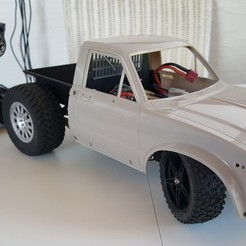 container_wltoys-12428-conversion-kit-for-street-racers-rc4wd-hilux-3d-printing-243581.jpg Download STL file Werkstatt, garage, 18650, Lipo, Battery, N20-motor, rc, onroad, Offroad, Dr-Knut, Trail-Finder-2, RC4WD, camper, Desert-Truck, HG-P407, Cross-RC, mst, TFL, Amewi, Axial-Racing, Tamiya, Jack-Stand, Lift, Lift-Kit, Car-Stand, Cars, truck, Scaler, Crawler • 3D printable template, Dr_Knut