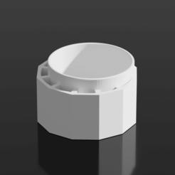 1.png Download STL file spare elliptical leg support • 3D printable model, leonespi