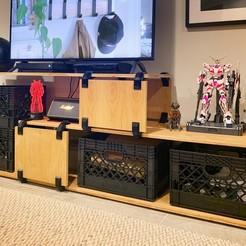 Télécharger STL Joint d'angle à 90 degrés pour meubles, 3DDIY