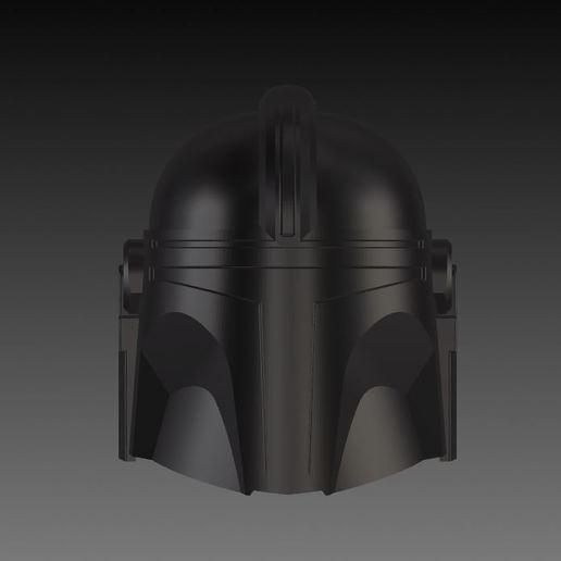 Download free STL Mandalorian Helmet, aguilarcustoms