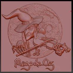 Descargar archivos STL gratis Mago de Oz, aguilarcustoms