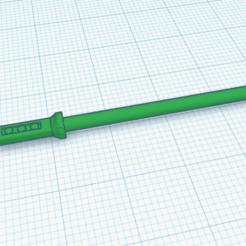 Descargar modelos 3D Kenner Sable de Luz, manostkd