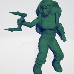 doc1.PNG Download free STL file Underhive Doc • 3D printable design, pen2
