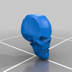 _head.png Télécharger fichier STL gratuit homme crabe avec des épées • Objet imprimable en 3D, pen2