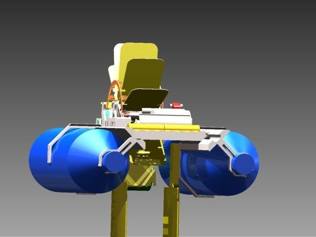 BoatImage2_display_large.jpg Télécharger fichier STL gratuit Bateau à pagaies • Objet à imprimer en 3D, Pwentey
