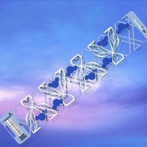 Download free 3D printer model Mystic Charm Bracelet, Pwentey