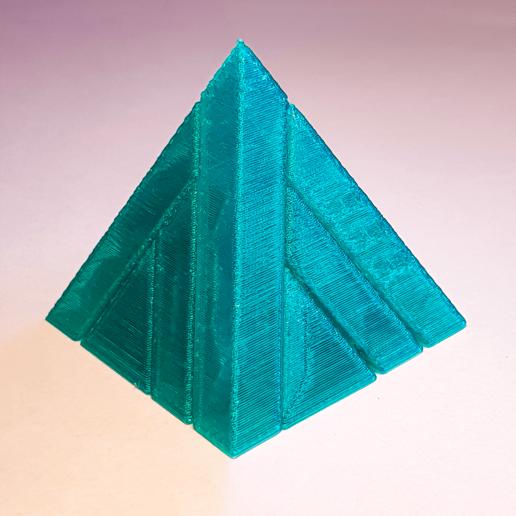 20200731_091541.png Télécharger fichier STL Myramide mystique • Plan pour imprimante 3D, polygonface