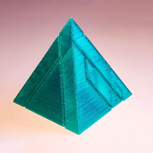 20200731_091555.png Télécharger fichier STL Myramide mystique • Plan pour imprimante 3D, polygonface