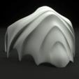 Descargar archivo STL Máscara de cobertura de la máscara - COVID - tipo 1 • Plan para la impresión en 3D, polygonface