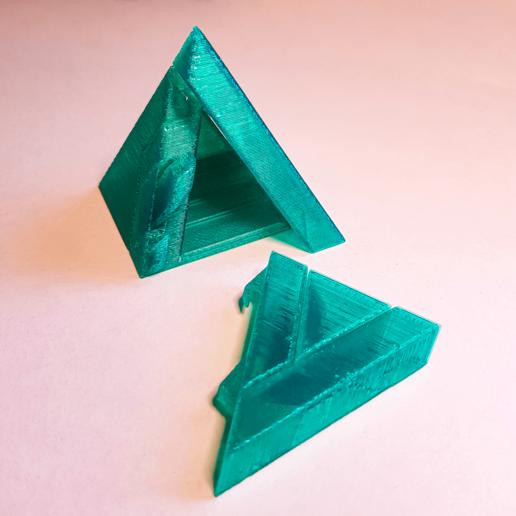 20200731_091731.png Télécharger fichier STL Myramide mystique • Plan pour imprimante 3D, polygonface