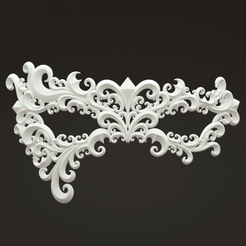 maszk_v1_11_oct_01_v2.png Télécharger fichier STL Masque de carnaval • Objet pour imprimante 3D, polygonface