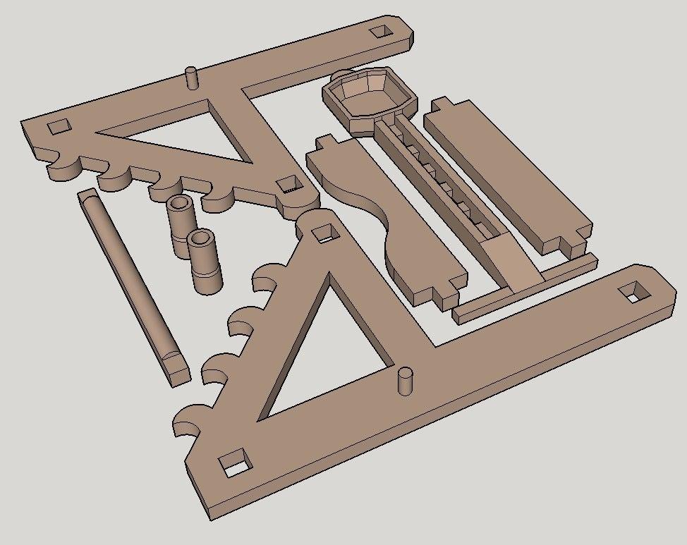 Print_Catapult_display_large.jpg Download free STL file Ultimate Sandcastle Kit • 3D printable model, Lurgmog