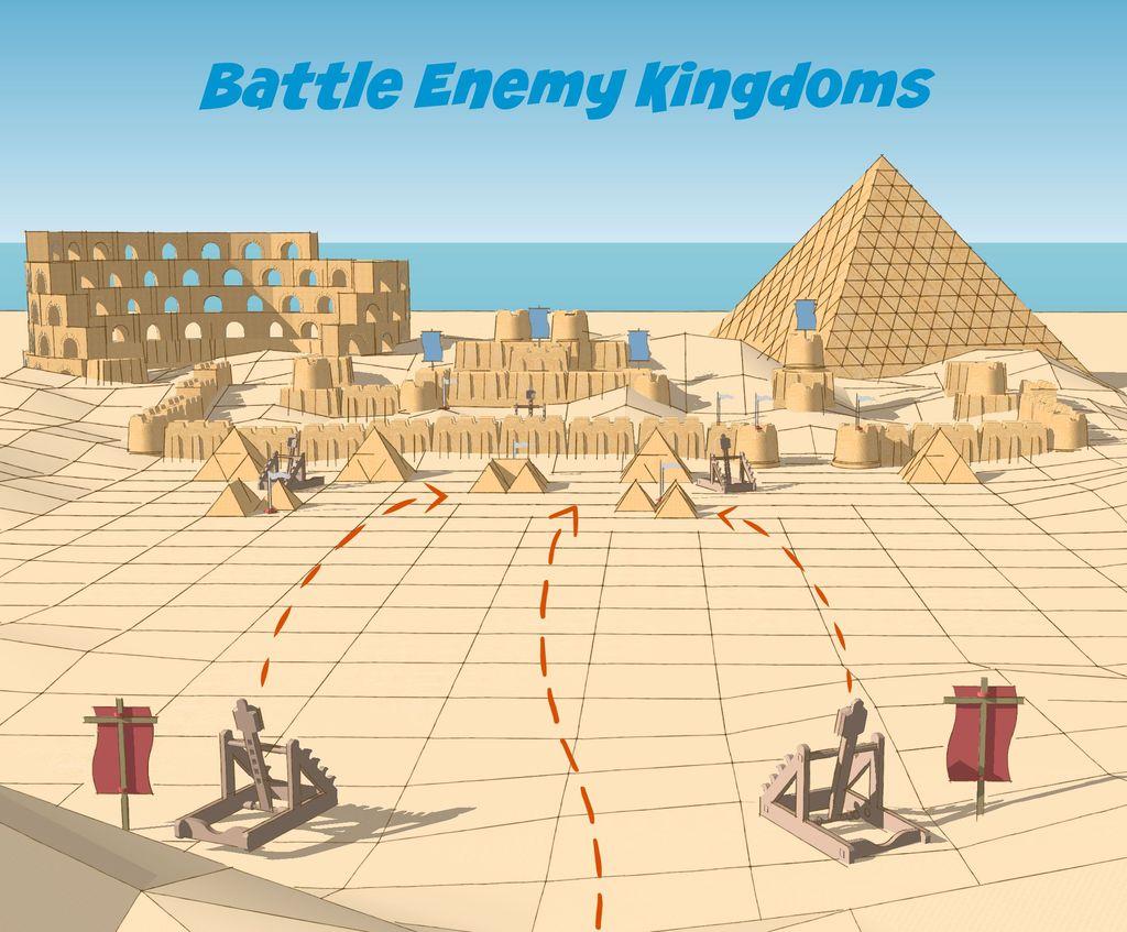 Battle_New_display_large.jpg Download free STL file Ultimate Sandcastle Kit • 3D printable model, Lurgmog