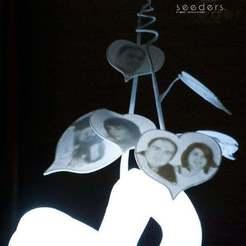 Fichier STL gratuit Lampe d'éclosion à l'infini, Lurgmog