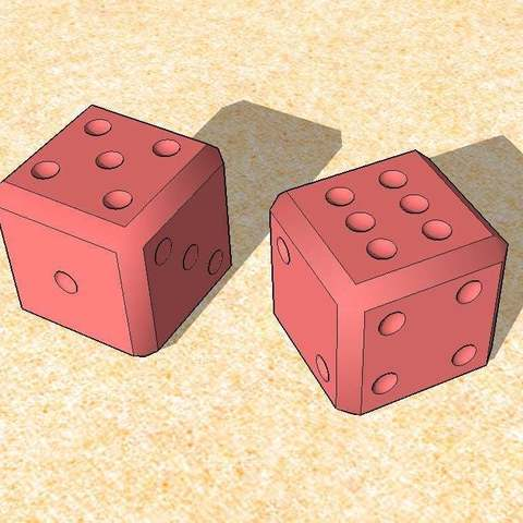 Game_Dice_display_large.jpg Download free STL file Ultimate Sandcastle Kit • 3D printable model, Lurgmog