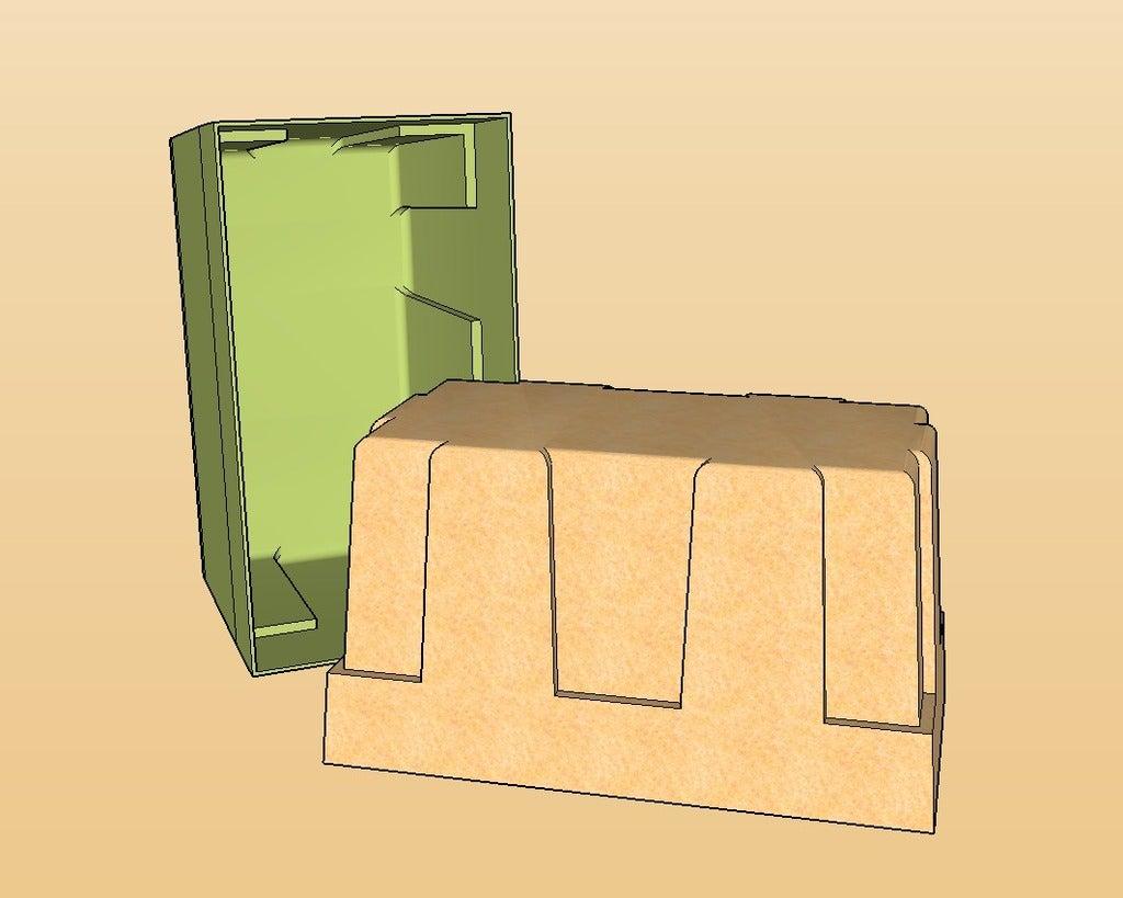 Fort_display_large.jpg Download free STL file Ultimate Sandcastle Kit • 3D printable model, Lurgmog
