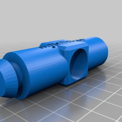 Download free STL file Rubber Mallet for 16mm dowel • 3D printing template, MjikThize