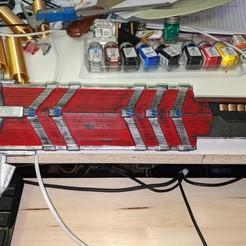 Télécharger fichier STL Warframe Tombfinger • Modèle imprimable en 3D, MjikThize