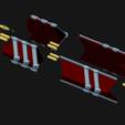 Download STL file Warframe Tombfinger • 3D print template, MjikThize