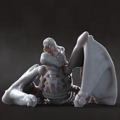 Télécharger fichier 3D Miniature du dragon Steampunk, azorean3d