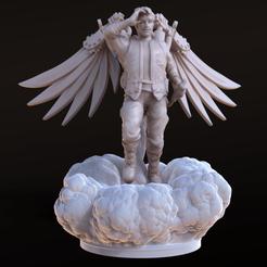 Descargar modelos 3D Explorador Steampunk Miniatura, azorean3d