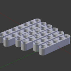 Download free STL file Mindstorms bricks (5,6,7), Nikgourg