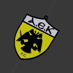 Download free 3D printing designs AEK, Nikgourg