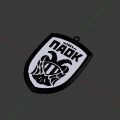 Download free STL file PAOK, Nikgourg