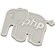 Télécharger fichier imprimante 3D gratuit ElePHPant, juunp