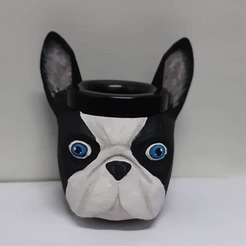 109448028_863938000759854_863474718844110961_n.jpg Download free STL file French Bulldog Mate • 3D printer design, germanpereznieva