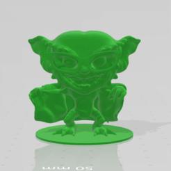 2.png Download STL file B-POP Flashing Gremilin • Design to 3D print, germanpereznieva