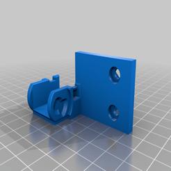 v2_cable_chain_down_end.png Télécharger fichier STL gratuit chaîne de câbles pour Anycubic Chiron • Objet imprimable en 3D, dincaionclaudiu