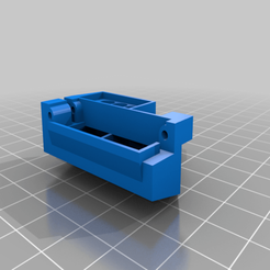Download free STL file Anycubic Chiron fan duct for direct drive • 3D printable object, dincaionclaudiu