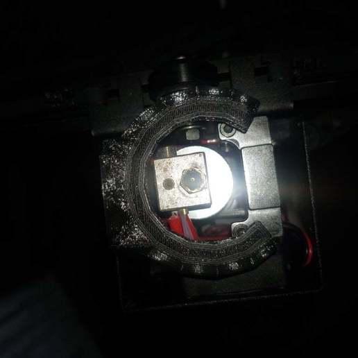 20190815_130942.jpg Télécharger fichier STL gratuit Refroidisseur de conduit de ventilateur Anycubic Chiron Extruder • Design pour imprimante 3D, dincaionclaudiu