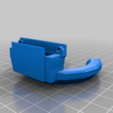 Download free STL file Anycubic Chiron Extruder fan duct cooler • 3D printer model, dincaionclaudiu