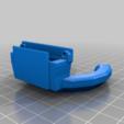 cfce1bc5ff0806110b75ddca255f962c.png Télécharger fichier STL gratuit Refroidisseur de conduit de ventilateur Anycubic Chiron Extruder • Design pour imprimante 3D, dincaionclaudiu