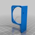 Chiron_Hemera_Probe_Mount_v2.png Télécharger fichier STL gratuit E3D Hemera Linear Rail Mount pour Chiron • Objet pour imprimante 3D, dincaionclaudiu