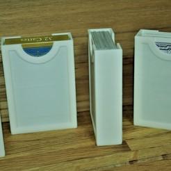 Descargar diseños 3D gratis Caja de 72 tarjetas, PLC