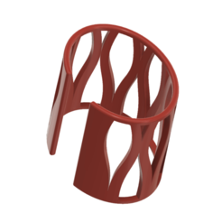 bracelet-02 v1-01.png Download free STL file a bracelet  v02 for 3d-print and cnc • 3D printer design, Dzusto